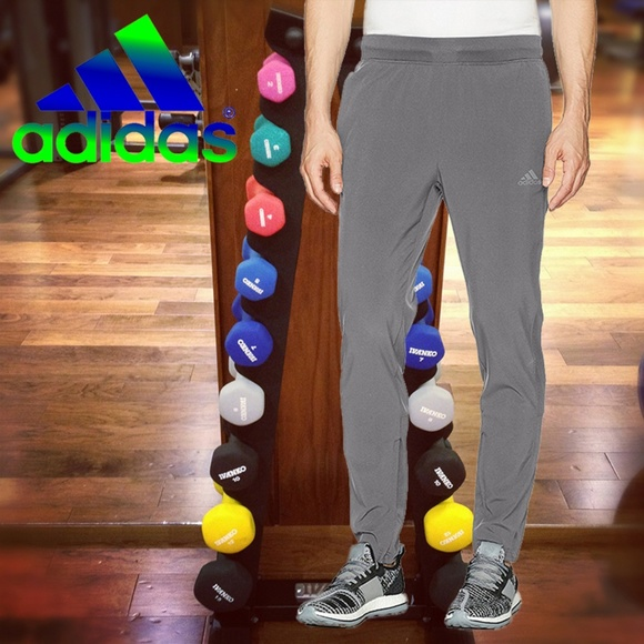 23a0eb52faf7 Adidas Men s Sport ID Woven Pants Athleisure